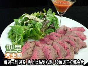 微波爐辦桌菜(詹姆士)-袂漏氣快速生牛肉 複製