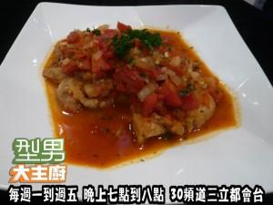 獵人燉雞-菜