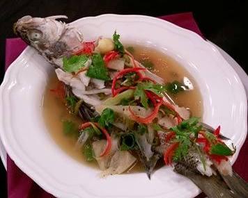 鹹鮮蒸魚-2