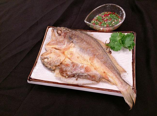 香煎黃魚一夜干2