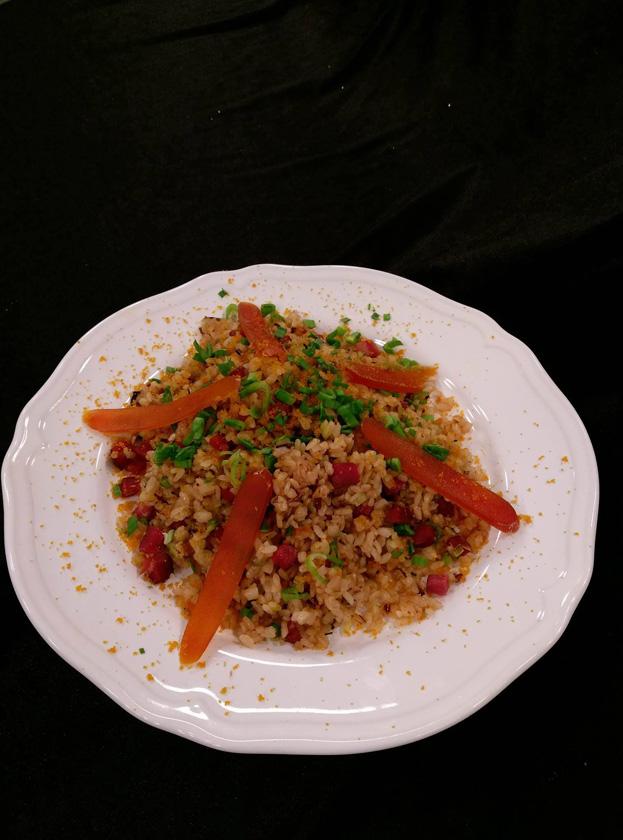 烏魚子炒飯2