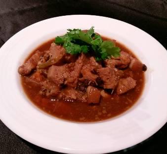芋頭燒肉-2