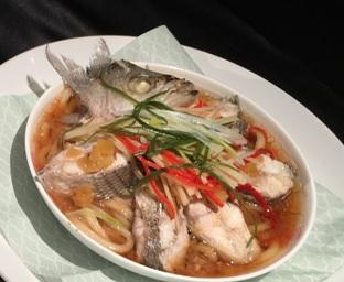 鮮味蒸魚-2