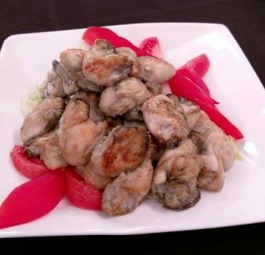 乾煎鮮蚵-2