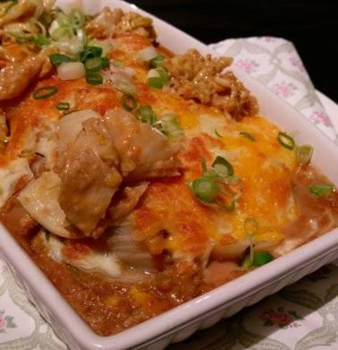 焗烤白菜-2