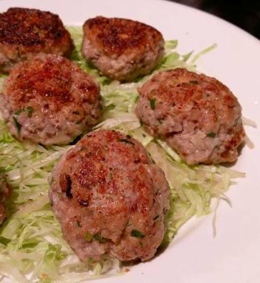 鯖魚煎肉餅-2