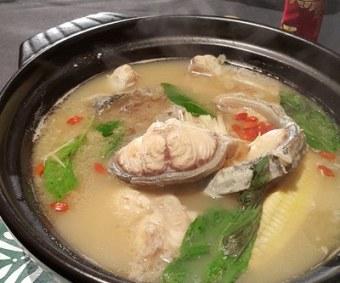 蒜香燉鱸鰻-2