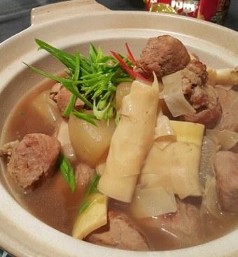 醬香筍燒肉-2