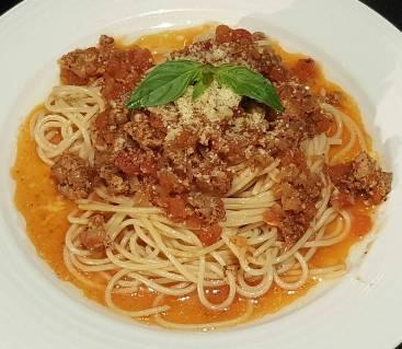番茄肉醬麵-2