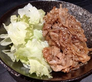 薑汁燒肉飯-2