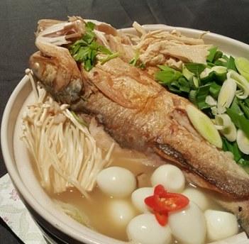 砂鍋午仔魚-2