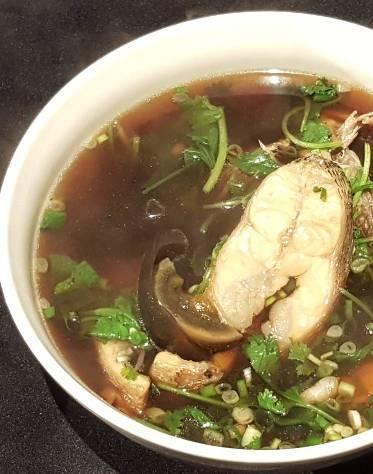 先草魚湯-2