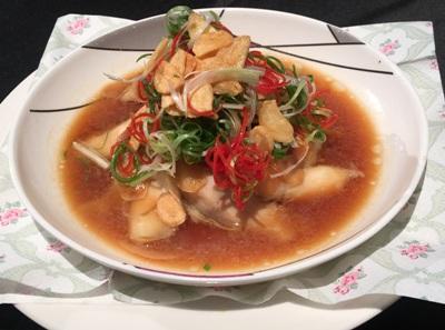 蒜香蒸魚-2