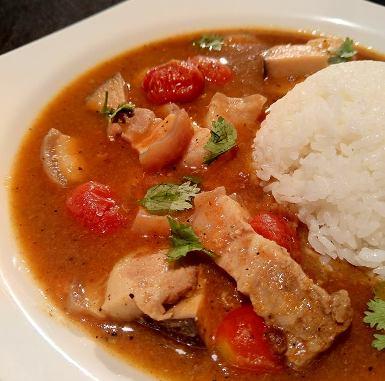 香濃豬肉咖哩飯-2