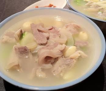 蒜香羊肉湯-2
