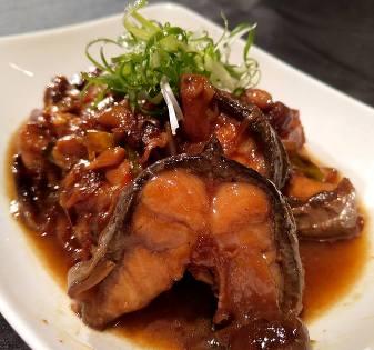 蒜燒鱸鰻-2