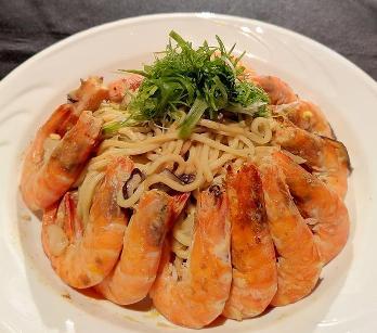 鮮蝦炒麵-2