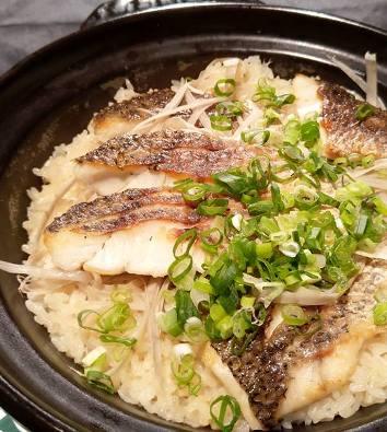 鱸魚炊飯-2