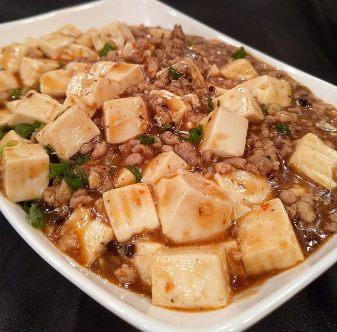 麻婆豆腐-2