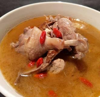 麻油鴨肉湯-2
