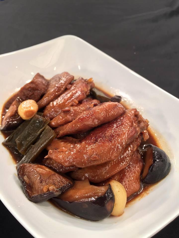 五香滷雞翅