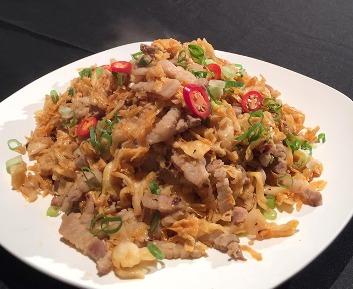炒高麗菜乾-2