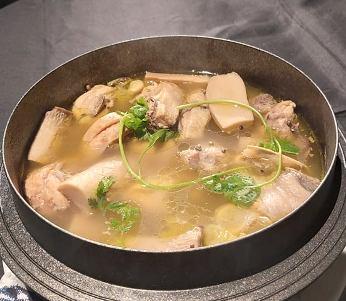 白胡椒雞湯-2