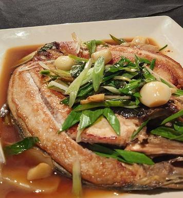 紅燒虱目魚-2