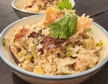 芋香鍋巴飯-2