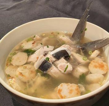 鮮嫩虱目魚湯-2