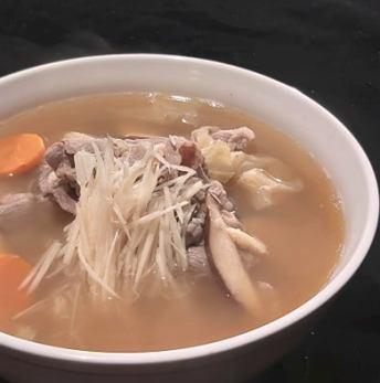蔬菜羊肉湯-2