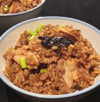黑蒜麻由飯-2
