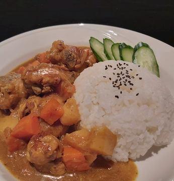 洋蔥咖哩雞-2