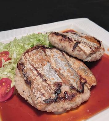 白帶魚漢堡排-2