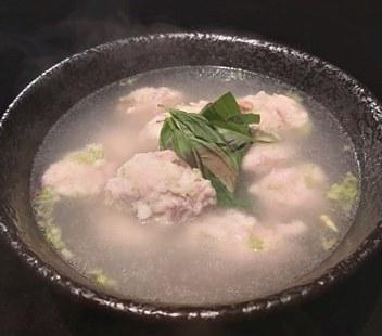 花雞丸子湯-2