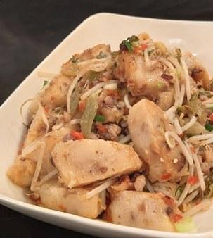 鹹菜炒肉果-2