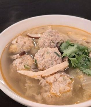 紅咖哩丸子湯-2