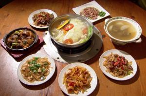 圖/各種不同部位的牛肉料理