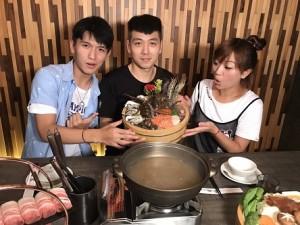 圖/活體海鮮大餐