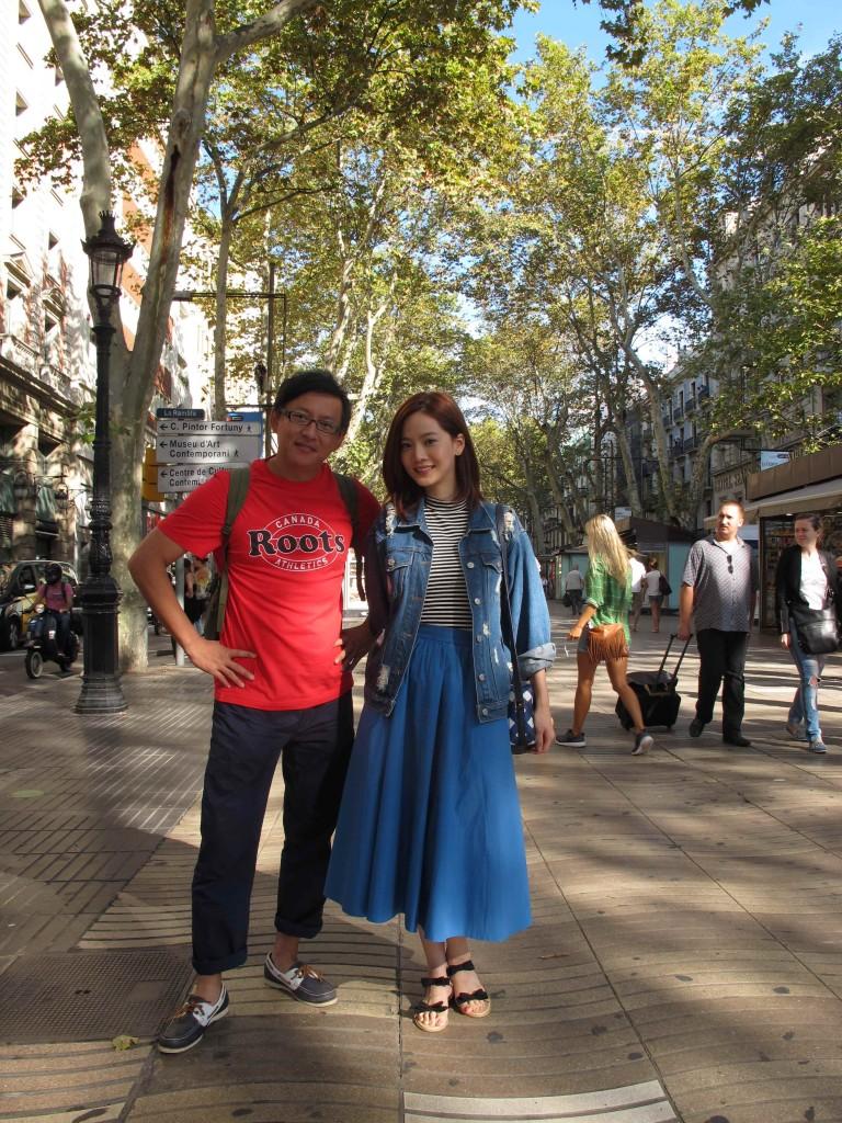 2014/10/14(二)愛玩客菜鳥兵團  吃遍巴塞隆納網路爆紅百年老店 !