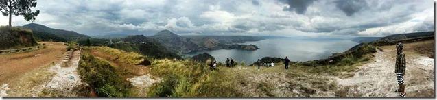 2014/10/15(三)2014終極新點 印尼多巴湖