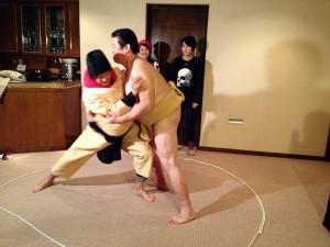 2:28 12:30相撲火鍋