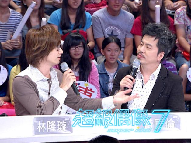 杜佳琪唱法讓黃國倫及林隆璇意見相佐 氣氛僵!