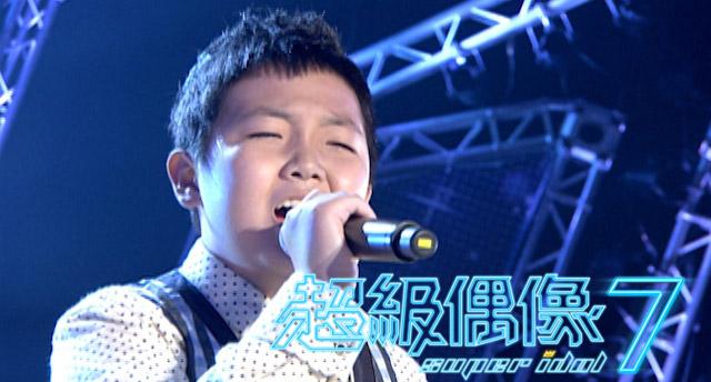 """來自緬甸現就讀板橋國中一年級12歲的張龍演唱Charice"""" Note to God"""""""