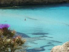 西西里海邊