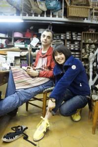 教宗和達利都愛穿的草編鞋 (15)